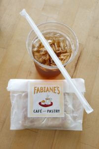 Fabiane's Homemade Yucca Cake & Iced Tea, Williamsburg, Brooklyn